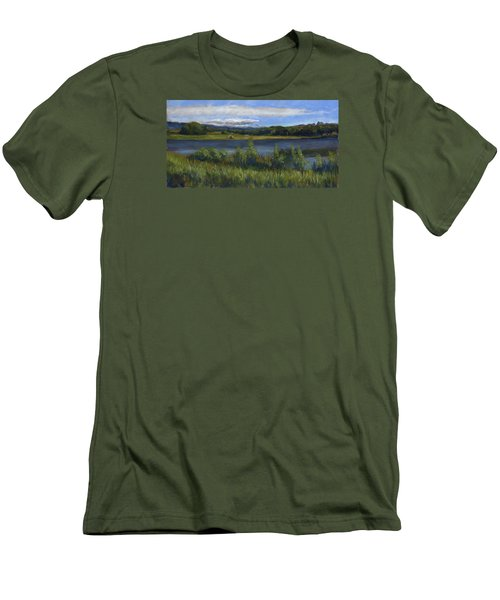 Morey Wildlife Park Men's T-Shirt (Athletic Fit)