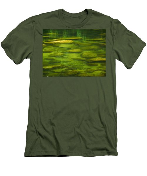 Mossman Men's T-Shirt (Slim Fit) by Evelyn Tambour