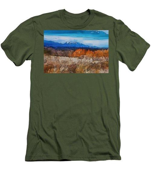 Mount Princeton Men's T-Shirt (Athletic Fit)
