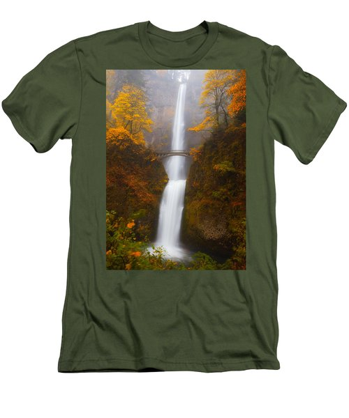 Multnomah Morning Men's T-Shirt (Athletic Fit)
