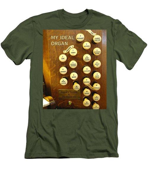 My Ideal Organ Men's T-Shirt (Athletic Fit)