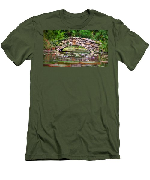 My Monet Men's T-Shirt (Athletic Fit)
