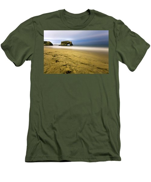 Natural Bridges Men's T-Shirt (Athletic Fit)
