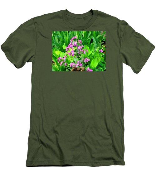 Nature Kingdom Men's T-Shirt (Athletic Fit)