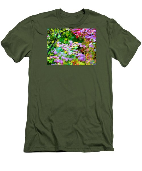 Nature Spirit Men's T-Shirt (Athletic Fit)
