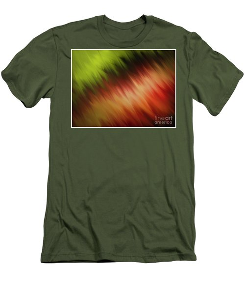 Nature's Feathers Men's T-Shirt (Athletic Fit)