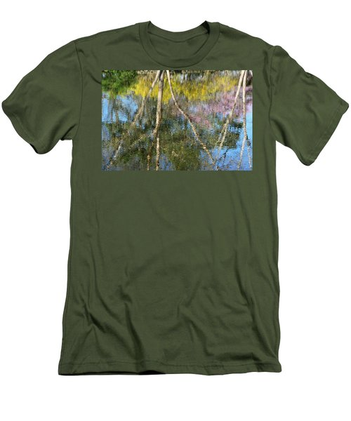 Nature's Reflections Men's T-Shirt (Athletic Fit)