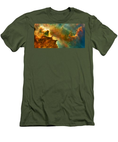 Nebula Cloud Men's T-Shirt (Athletic Fit)