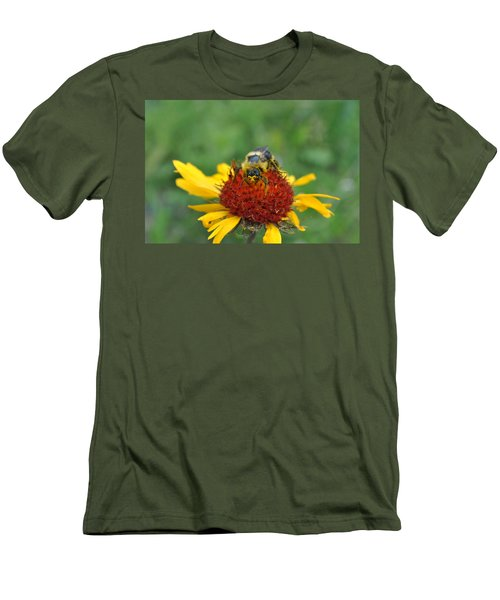 Need More Pollen Men's T-Shirt (Athletic Fit)