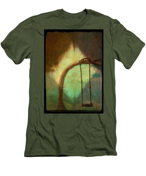 Nest Egg Men's T-Shirt (Athletic Fit)