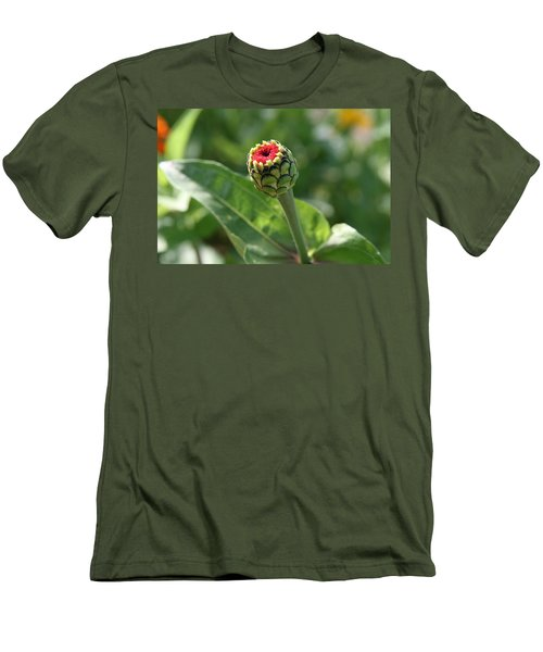 Men's T-Shirt (Slim Fit) featuring the photograph New Beginning by Neal Eslinger
