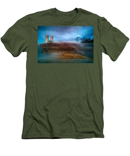 Nitrogen Fog Men's T-Shirt (Athletic Fit)