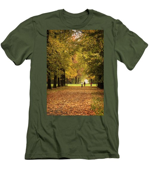 October Men's T-Shirt (Athletic Fit)