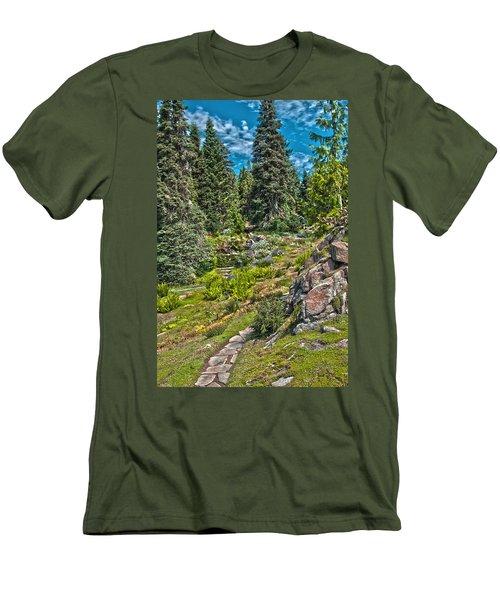 Ohme Gardens Men's T-Shirt (Athletic Fit)