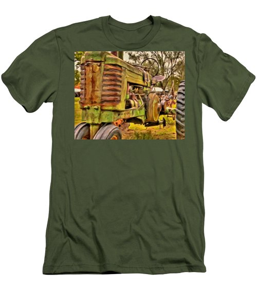 Ol' John Deere Men's T-Shirt (Athletic Fit)