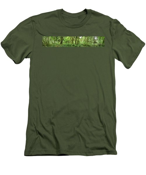 Olympic Dream Men's T-Shirt (Athletic Fit)