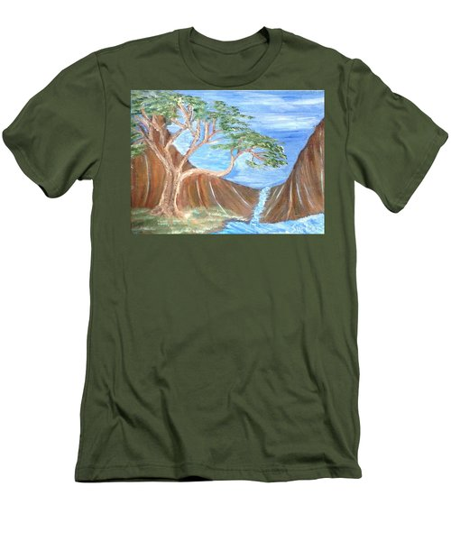 One Tree Men's T-Shirt (Athletic Fit)