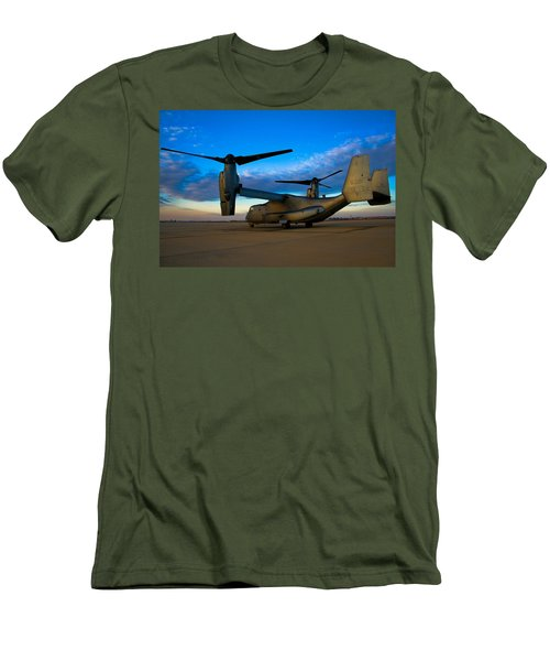 Osprey Sunrise Series 1 Of 4 Men's T-Shirt (Athletic Fit)