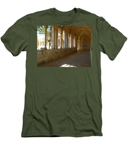 Our Father Of The World Men's T-Shirt (Athletic Fit)