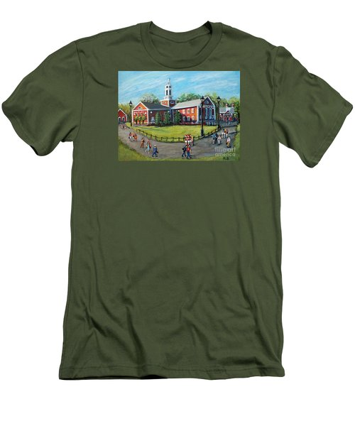 Our Time At Bentley University Men's T-Shirt (Athletic Fit)