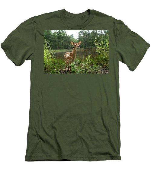 Paradise Found Men's T-Shirt (Athletic Fit)