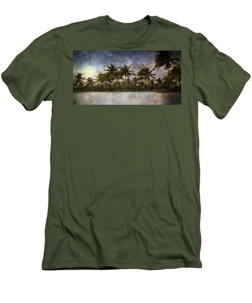 Paradise Found Men's T-Shirt (Athletic Fit)