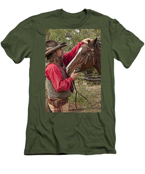 Partner Men's T-Shirt (Athletic Fit)