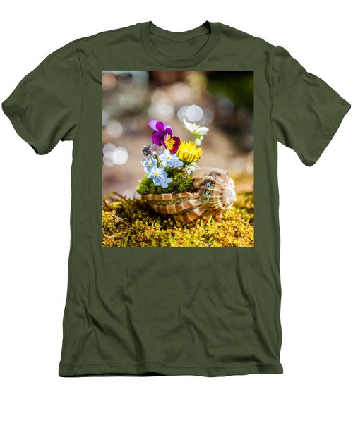 Patterns In Nature Men's T-Shirt (Athletic Fit)