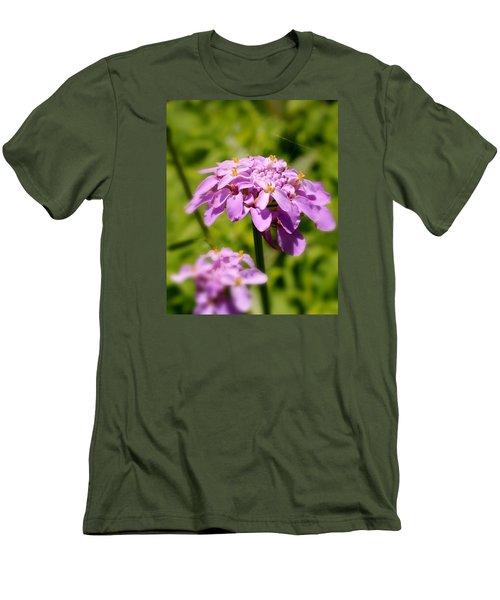 Petite Parasol Men's T-Shirt (Slim Fit) by Elizabeth Sullivan