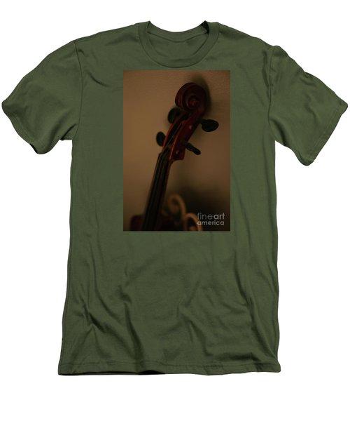 Phoebe Men's T-Shirt (Slim Fit) by Linda Shafer