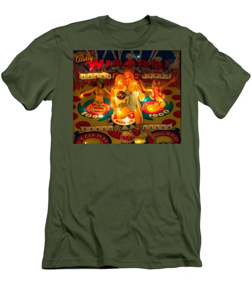 Pinball Wizard Tommy Vintage Men's T-Shirt (Athletic Fit)