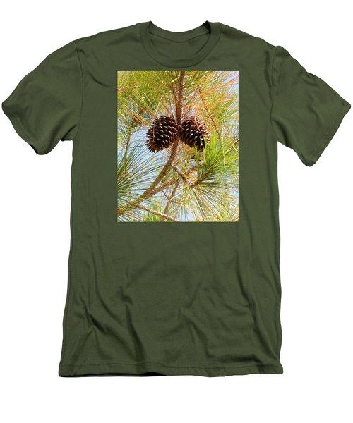Pinecone's Men's T-Shirt (Athletic Fit)
