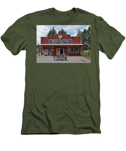 Java Stop Men's T-Shirt (Athletic Fit)