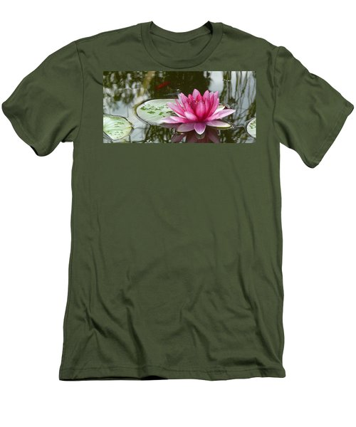 Pond Magic Men's T-Shirt (Athletic Fit)