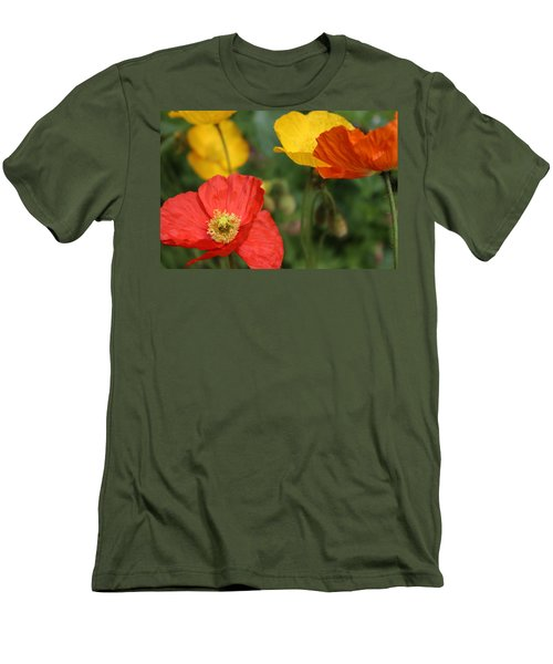 Poppy Iv Men's T-Shirt (Athletic Fit)