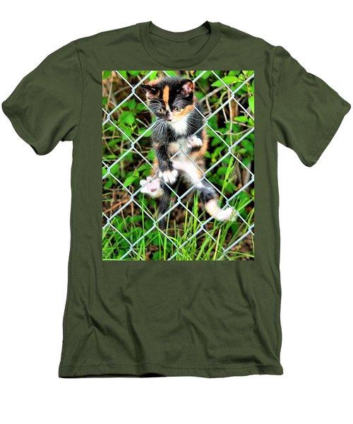 Predicament Men's T-Shirt (Athletic Fit)