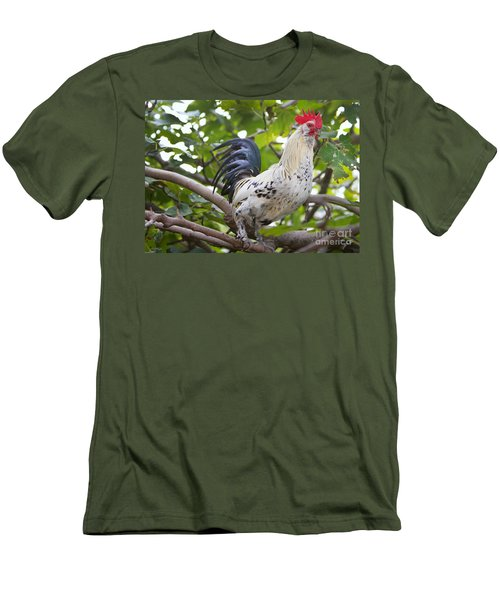 Men's T-Shirt (Slim Fit) featuring the photograph Pretty Boy by Erika Weber