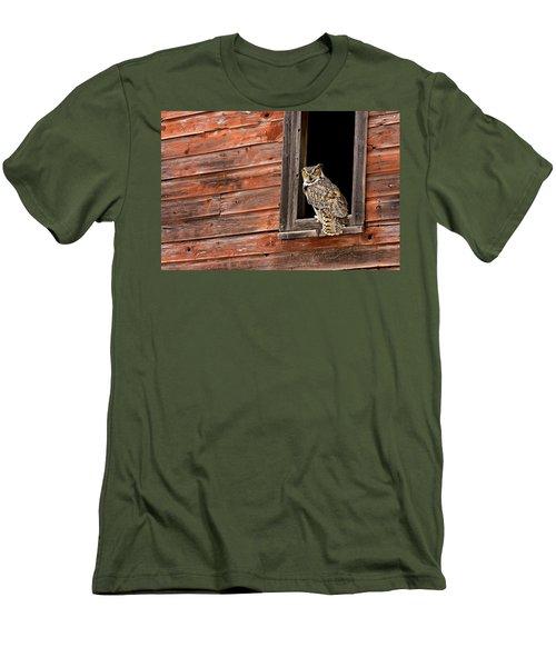 Professor Men's T-Shirt (Athletic Fit)