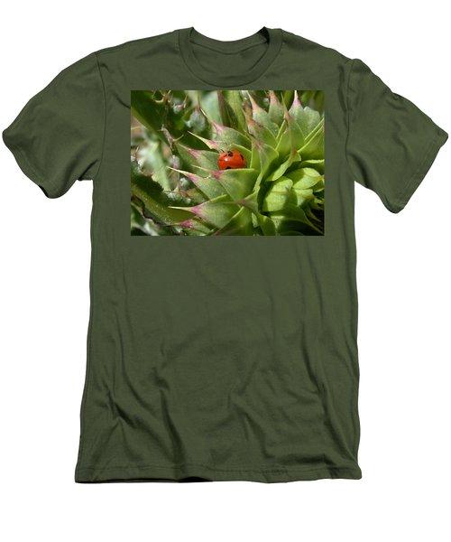 Protection Men's T-Shirt (Athletic Fit)