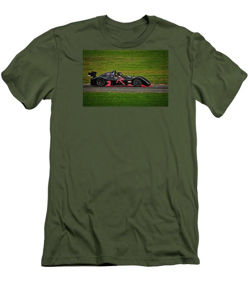 Men's T-Shirt (Slim Fit) featuring the photograph Radical Sr3 by Mike Martin
