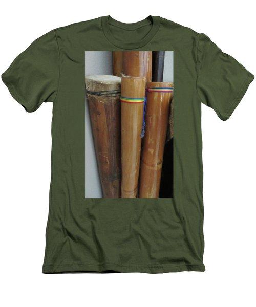 Rain Sticks Men's T-Shirt (Athletic Fit)