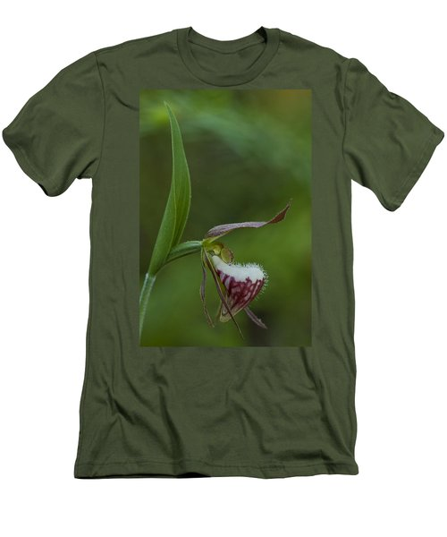 Ram's Head Lady-slipper Men's T-Shirt (Athletic Fit)