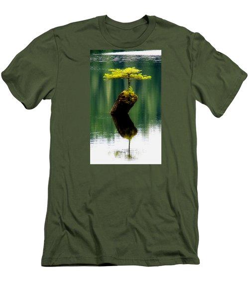Rebirth  Men's T-Shirt (Slim Fit) by Marilyn Wilson
