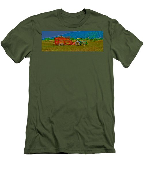 Redwood Ca Men's T-Shirt (Athletic Fit)
