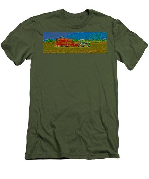 Redwood Ca Men's T-Shirt (Slim Fit)