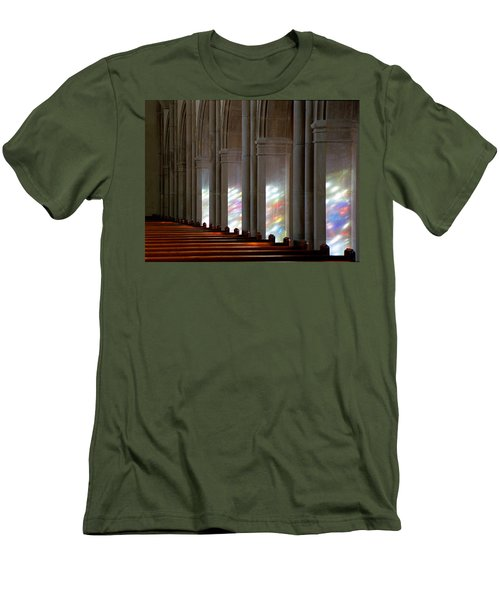 Reflection Men's T-Shirt (Slim Fit) by Steve Archbold