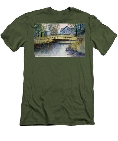Reflections #2 Men's T-Shirt (Athletic Fit)