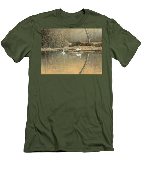 Reflections Men's T-Shirt (Athletic Fit)