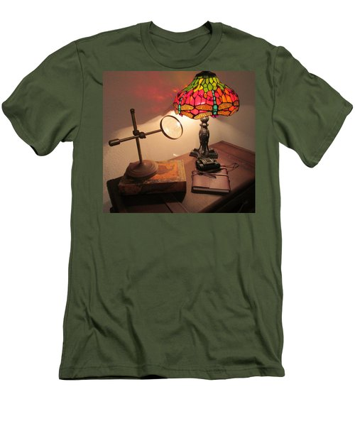 Reflections Of An Earlier Time Men's T-Shirt (Athletic Fit)