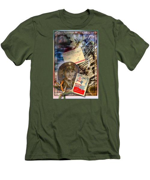 Remembering Joe Men's T-Shirt (Athletic Fit)